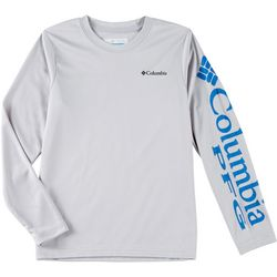 Columbia Big Boys PFG Terminal Tackle Long Sleeve Shirt