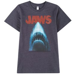 Jaws Big Boys Short Sleeve Classic T-Shirt