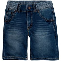 Levi's Big Boys Slim Super Chill Denim Shorts