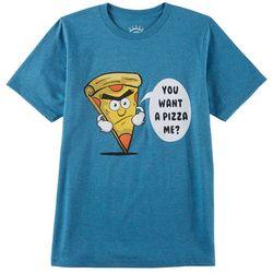 Ocean Current Big Boys Pizza Me T-Shirt