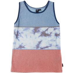 Ocean Current Big Boys Jonathan Tie Dye T-Shirt