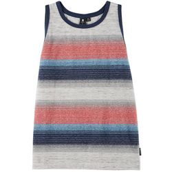 Ocean Current Big Boys Jace Striped Tank Top