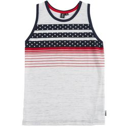 Ocean Current Big Boys Capitol Stars Tank Top