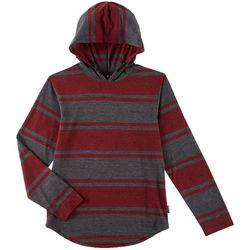 Ocean Current Big Boys Dawson Striped Hoodie