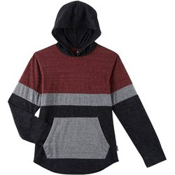 Ocean Current Big Boys Corey Colorblock Pocket Hoodie