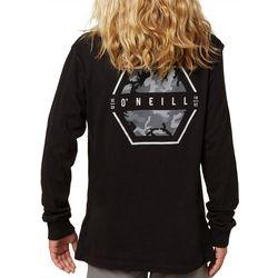 O'Neill Big Boys Long Sleeve Phil Camo T-Shirt