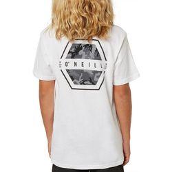 O'Neill Big Boys Phil Camo T-Shirt