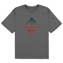 O'Neill Big Boys Bottoms Up Stars T-Shirt