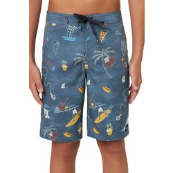 O'Neill Big Boys Blast Off Boardshorts