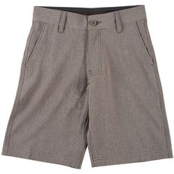 Burnside Big Boys Parallel Stripe Shorts
