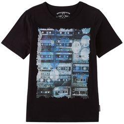 5 Star Boys Big Boys Cassette T-Shirt