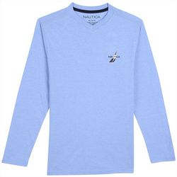 Nautica Big Boys Long Sleeve Simon T-Shirt