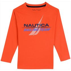 Nautica Big Boys Sailing Team T-Shirt