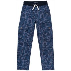 Lucky Brand Big Boys Camouflage Cargo Pants