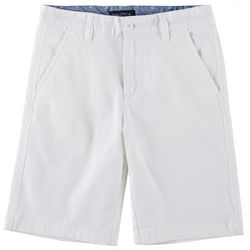 Nautica Big Boys Solid Deck Shorts
