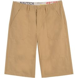 Nautica Big Boys Explore Solid Shorts