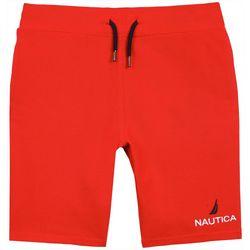 Nautica Big Boys Solid James Shorts