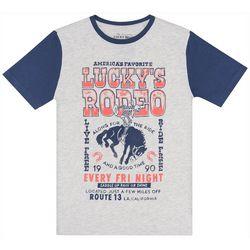 Lucky Brand Big Boys Lucky's Rodeo T-Shirt