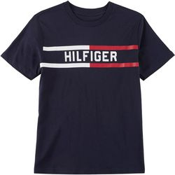 Tommy Hilfiger Big Boys Graphic Logo Tee