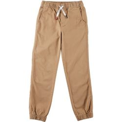 Tommy Hilfiger Big Boys Pull On Joggers