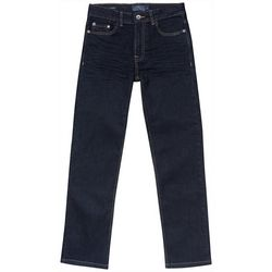 Lucky Brand Big Boys 5 Pocket Dark Wash Denim Jeans