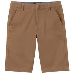 Lucky Brand Big Boys Solid Shorts