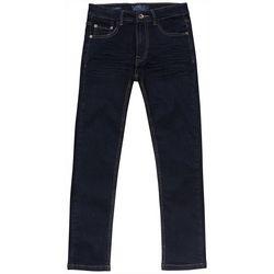 Lucky Brand Big Boys Dark Wash 5 Pocket Denim Jeans