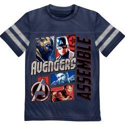 Marvel Avengers Little Boys Avengers Assemble T-Shirt