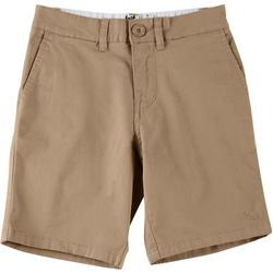 Lost Big Boys Classic Fit Chino Shorts