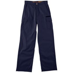 Wearfirst Big Boys Solid Ripstop Cargo Pants