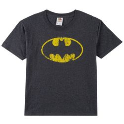 DC Comics Batman Big Boys Batman Logo T-Shirt