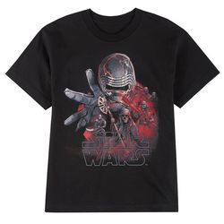 Star Wars Big Boys Short Sleeve Sith Group T-Shirt