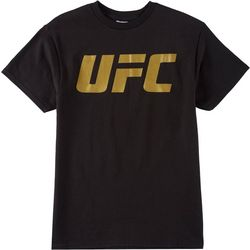 UFC Big Boys Gold Logo T-Shirt