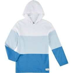 Tailor Vintage Big Boys Colorblock Hoodie