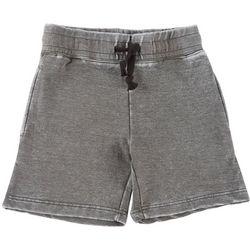 Black Jack Big Boys Washed French Terry Shorts