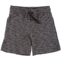 Black Jack Big Boys Marled French Terry Shorts