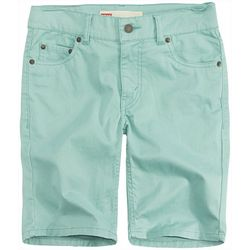 Levi's Big Boys 511 Slim Sueded Shorts