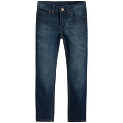 Levi's Big Boys Husky 511 Slim Denim Jeans