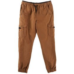 Ocean Current Big Boys Climb Parachute Jogger Pants
