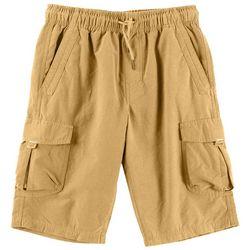 Ocean Current Big Boys Rogan Cargo Shorts