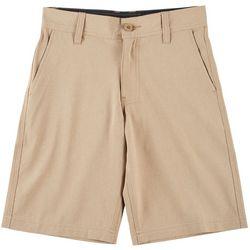 Burnside Big Boys Parallel Stripe Shorts