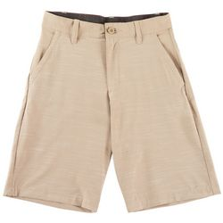 Burnside Big Boys High Stakes Space Dye Shorts