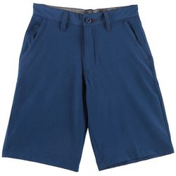 Burnside Big Boys Hybrid Solid Shorts