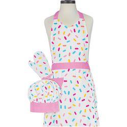 Handstand Kitchen Sprinkles Parent & Child Apron Boxed
