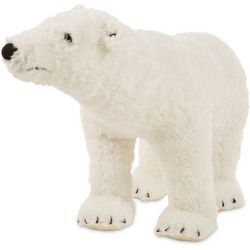 Giant Stuffed Polar Bear