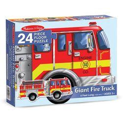 Melissa & Doug 24-pc. Big Fire Truck Floor