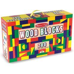 200-pc. Wood Blocks Set
