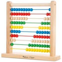 Classic Wooden Abacus Toy
