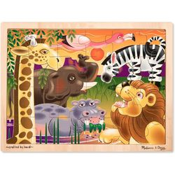 Melissa & Doug 24-pc. African Plains Jigsaw Puzzle