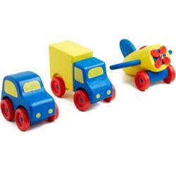 Melissa & Doug First Vehicles Set